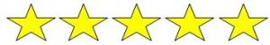 5 estrellas paintball