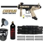 Tippmann Cronus Paintball Marker Gun Player Package