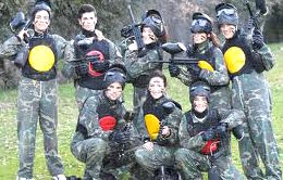 zaragoza campos paintball